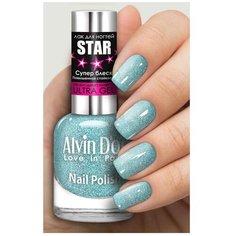 Лак Alvin Dor STAR, 12 мл, 6108