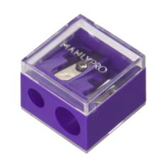 MANLY PRO Точилка для косметических карандашей с резервуаром ТЧ01 Manlypro
