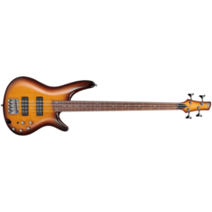 Бас-гитара Ibanez SR370EF Brown Burst