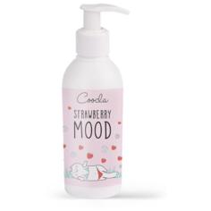 Лосьон для тела Coocla Strawberry Mood с ароматом клубники, 200 мл