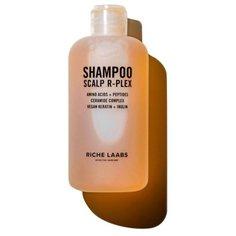 R-PLEX шампунь с пептидами и кератином для интенсивного укрепления и восстановления волос, косметика Riche