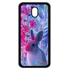 "Чехол на смартфон Samsung Galaxy J3 2017, ""Кролик"" Пушистый Заяц Utaupia"