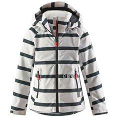 Куртка Reima Fresia 531322R размер 116, белый/черный
