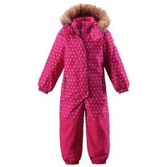 Комбинезон Reima Oulu 520208 размер 92, розовый в горошек