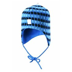 Шапка Reima размер 46, 6560 голубой