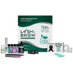 Innovator Cosmetics Набор профессиональный для реконструкции ресниц и бровей Sexy Protein Reconstruction