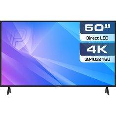 """Телевизор Prestigio 50 Odyssey 50"""" (2020), черный"""