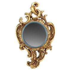 Зеркало настенное 28x5x47 см, Glasar ГЛАСАР