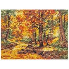 Набор Осенний пейзаж 36х26 Палитра 08.030 36х26 Палитра 08.030)