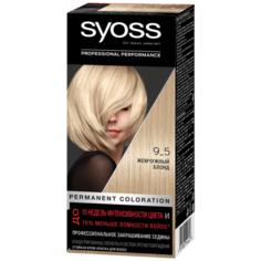 Syoss Color Стойкая крем-краска для волос, 9-5 Жемчужный Блонд