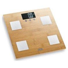 Весы напольные ADE Barbara BA914 bamboo с анализатором тела