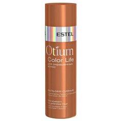 Estel бальзам-сияние для окрашенных волос otium color life 200 мл