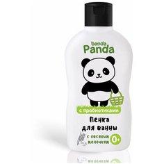 """П-0002 Пена для ванны, серии """"панда"""", 250г Banda Panda"""