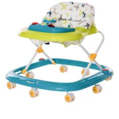 Ходунки Babycare Flip BG0601 зеленый