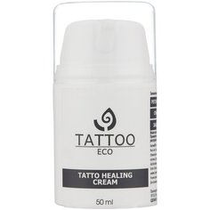Крем для тела Levrana Tattoo Eco заживляющий для ухода за татуировкой, 50 мл