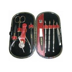 Профессиональный маникюрный набор Zinger MSFE 601-S, 9 предметов