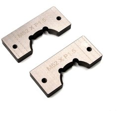 Дополнительные губки M52 X P1.5 для корректора резьбы Car-Tool CT-A1183-7