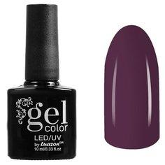 Гель-лак для ногтей Luazon Gel color, 10 мл, В1-048 сливовый