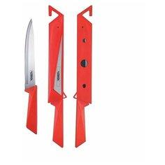 Нож шинковочный 19см Peterhof PH-22411 красный