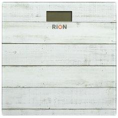 Весы напольные Rion Дерево PT-973 до 180 кг