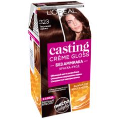LOreal Paris Casting Creme Gloss стойкая краска-уход для волос, 323, Терпкий Мокко