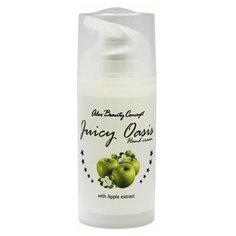 Набор по уходу за руками в подарочной упаковке: крем с экстратом яблока 100 мл и масло для ногтей 14мл. Alex Beauty Concept