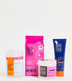 Эксклюзивный набор средств по уходу за кожей NIP+FAB x ASOS (скидка 41%)-Бесцветный