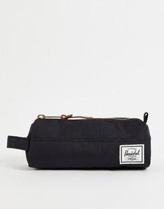 Пенал Herschel Supply Co-Черный цвет