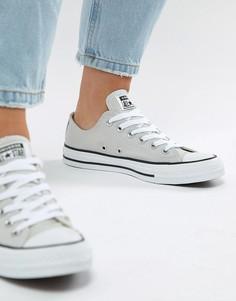 Серые кроссовки Converse Chuck Taylor All Star-Серый