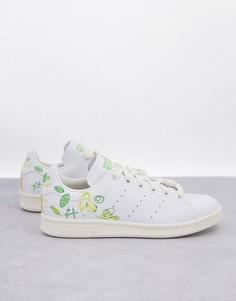 Белые кроссовки adidas Originals x Disney Tinkerbell-Белый