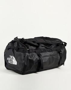 Большая черная спортивная сумка вместимостью 95 л The North Face Base Camp-Черный цвет