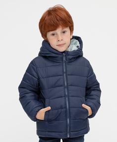 Куртка демисезонная синяя Button Blue