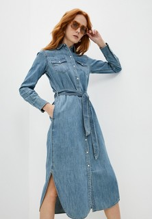 Платье джинсовое Lauren Ralph Lauren