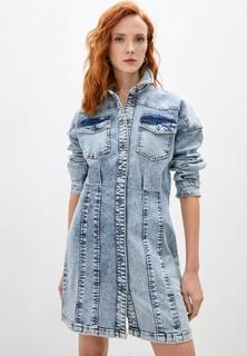 Платье джинсовое Twinset Milano