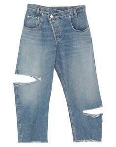 Укороченные джинсы Monse