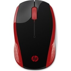 Мышь HP 200 Emprs Red Wireless Mouse (2HU82AA)