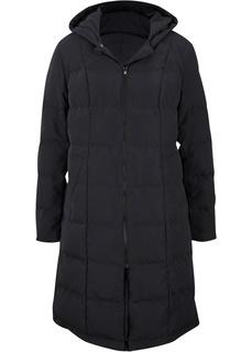 Стёганое пальто двухстороннее Bonprix
