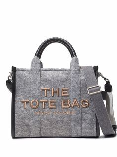Marc Jacobs фетровая сумка The Small Tote