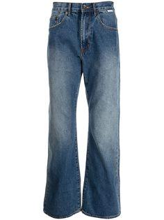 FIVE CM джинсы широкого кроя