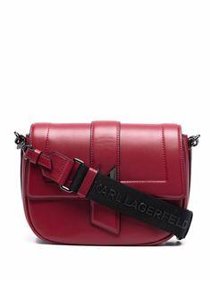 Karl Lagerfeld сумка на плечо K/Saddle