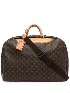 Louis Vuitton дорожная сумка Alize Poche 1997-го года с монограммой