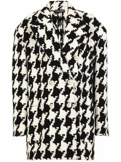 Dolce & Gabbana пальто в ломаную клетку