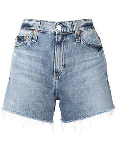 AG Jeans джинсовые шорты