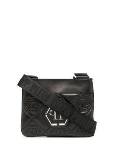 Philipp Plein сумка через плечо с логотипом Hexagon