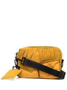 A-COLD-WALL* сумка-мессенджер со сборками