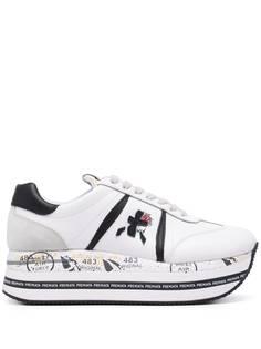 Premiata кроссовки на платформе