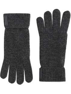 Dolce & Gabbana вязаные перчатки