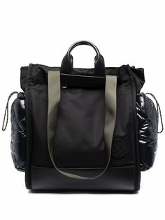 Moncler сумка-тоут с карманом
