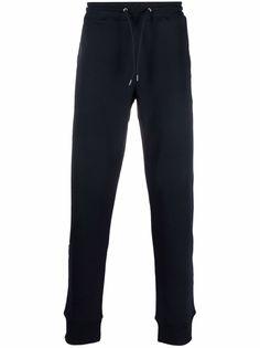 PAUL SMITH спортивные брюки из органического хлопка