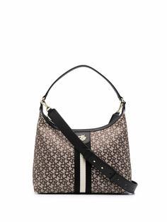 DKNY сумка на плечо Carol с логотипом